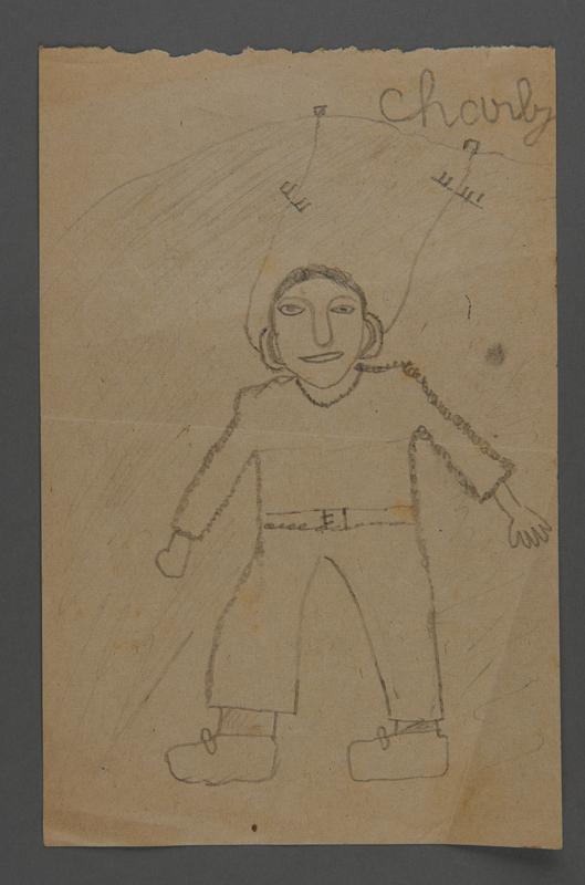 2002.420.59 front Pencil sketch