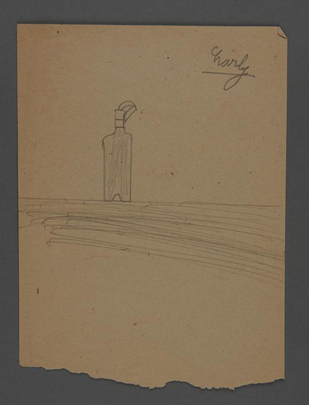 2002.420.64 front Pencil sketch