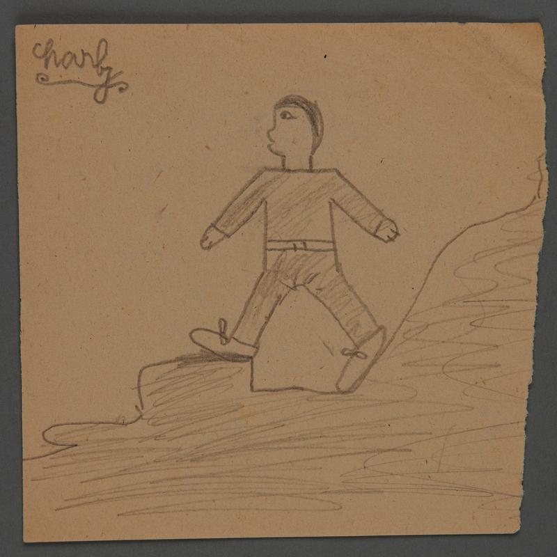 2002.420.71 front Pencil sketch