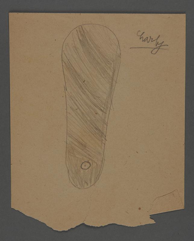 2002.420.72 front Pencil sketch