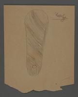 2002.420.72 front Pencil sketch  Click to enlarge