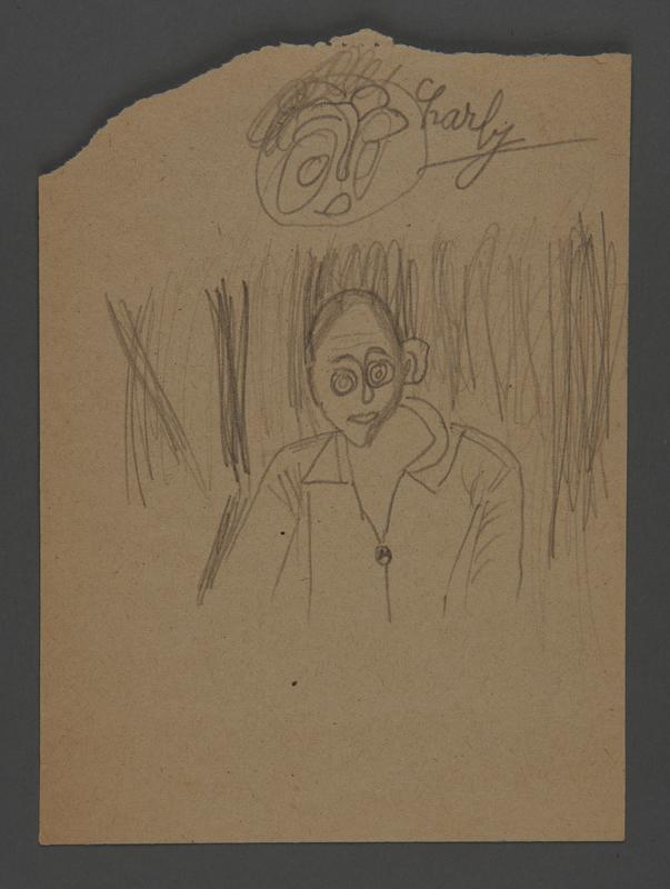 2002.420.66 front Pencil sketch