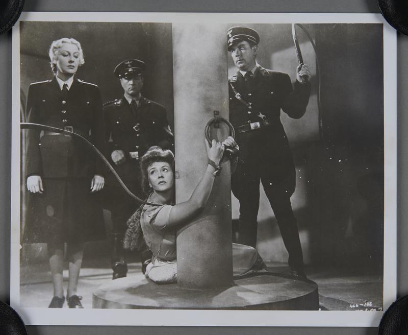 "2018.590.105 front Scene still from the film ""Women in Bondage"" (1944)"