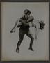 "Artwork print for the film ""None Shall Escape"" (1944)"