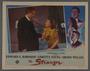 """Lobby card for the film, """"The Stranger"""" (1946)"""