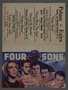 """United States advertisement for the film """"Four Sons"""" (1940)"""