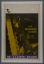 """Belgian poster for the film """"Ostatni Etap"""" (1948)"""