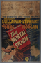 """U.S. Window Card for the film """"The Mortal Storm"""" (1940)"""