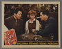 """U.S. lobby card for the film """"The Mortal Storm"""" (1940)"""