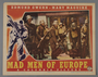 """Lobby card for the film """"Mad Men of Europe"""" (1940)"""