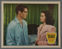"""Set of four lobby cards for the film """"The Man I Married"""" (1940)"""