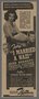 """Canadian newspaper advertisement for the film """"The Man I Married"""" (1940)"""