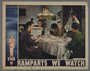 """Set of eight lobby cards for the film """"The Ramparts We Watch"""" (1940)"""