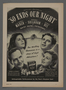 """Magazine advertisement for the film """"So Ends Our Night"""" (1941)"""