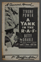 """Pressbook cover for the film """"A Yank in the R.A.F."""" (1941)"""