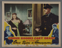 """Pair of lobby cards for the film """"Once Upon a Honeymoon"""" (1942)"""
