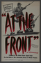 """Pressbook cover for the film """"At the Front in North Africa"""" (1943)"""