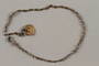 Chain with pendant or charm, made by Vapniarka prisoners
