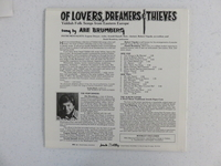 Of Lovers, Dreamers & Thieves  Click to enlarge