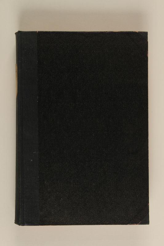 1992.8.15_a front Universal=Ugende für jüdische Kultusbeamte : Handbuch für den Gebrauch in Synagoge, Schule und Haus / Lion Wolff