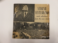 Yevgenii Yevtushenko Recites Poems  Click to enlarge