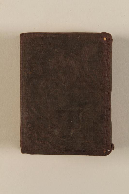1992.8.18 front Prayer book