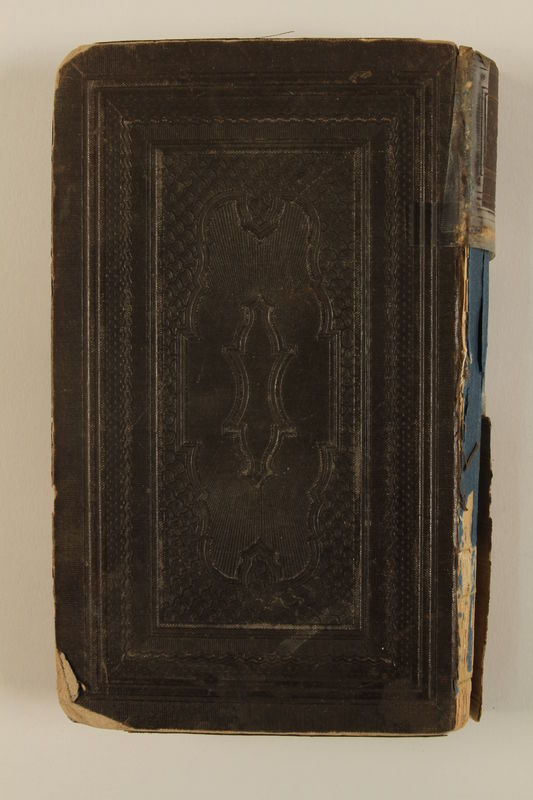 1992.8.9 front Prayer book