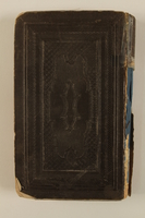 1992.8.9 front Prayer book  Click to enlarge