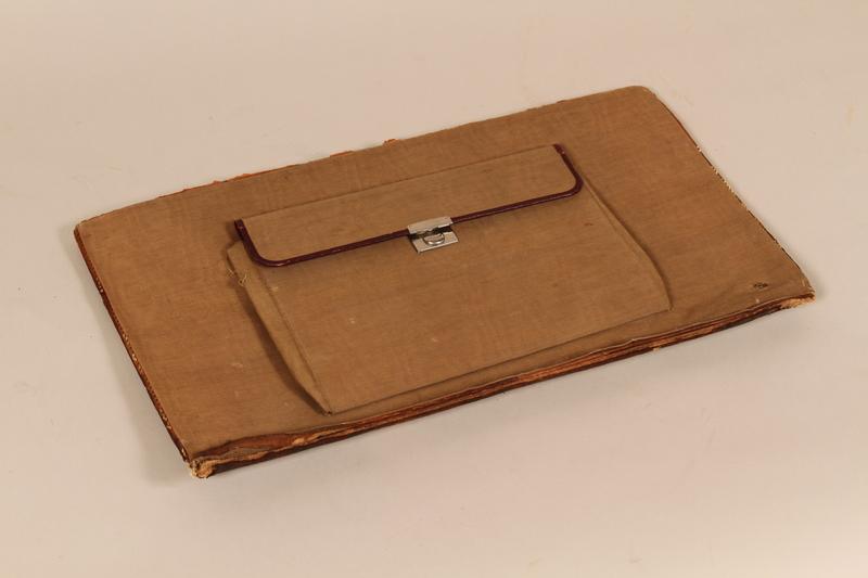 1993.119.1 back Suitcase