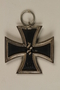 WWII Iron Cross 2nd Class medal taken from the body of a dead German soldier by an American soldier