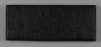 2012.455.9 back Black Certificate of Citizenship document case belonging to German Jewish prewar emigre  Click to enlarge
