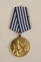 Medalja za Hrabrost awarded to a Yugoslavian partisan