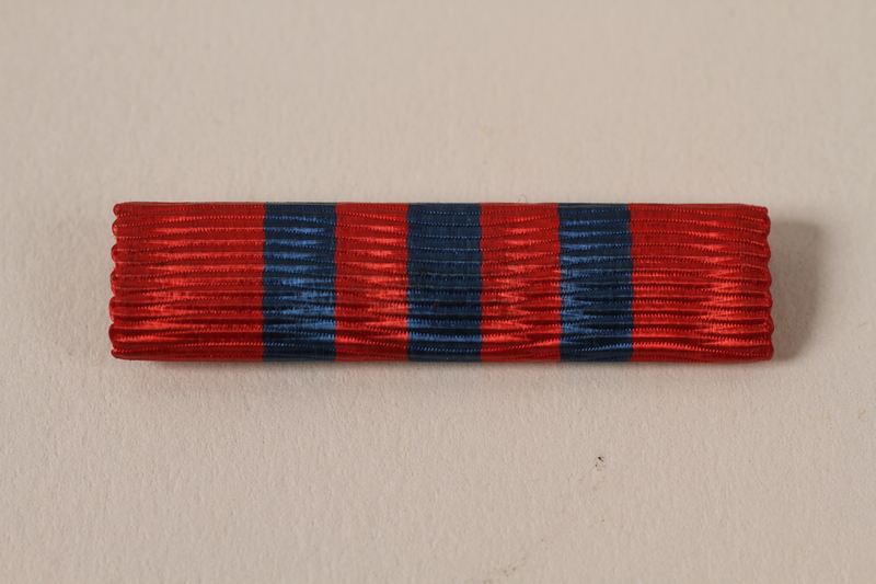 1993.167.8_b front Orden Zasluge Za Narod 3rd class awarded to a Yugoslavian partisan