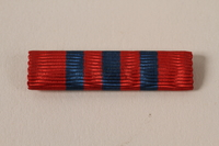 1993.167.8_b front Orden Zasluge Za Narod 3rd class awarded to a Yugoslavian partisan  Click to enlarge