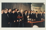 Genocide Convention signing ceremony photograph