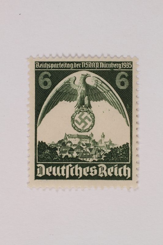 1993.21.1.1 front Postage stamp