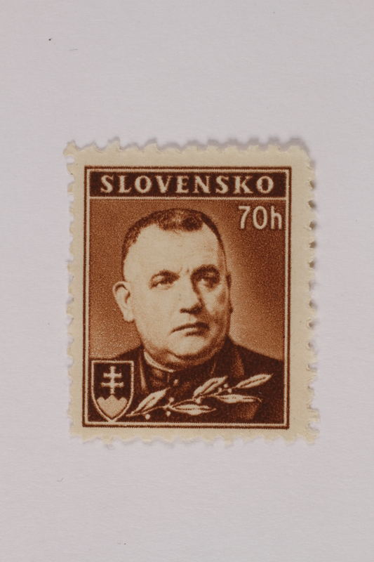 1993.21.1.11 front Postage stamp