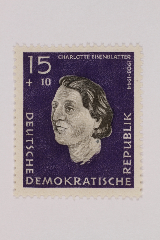 1993.21.1.114 front Postage stamp