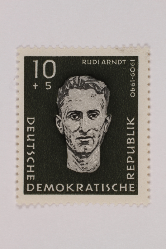 1993.21.1.118 front Postage stamp