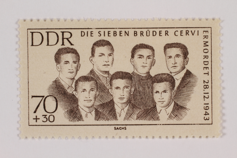 1993.21.1.124 front Postage stamp