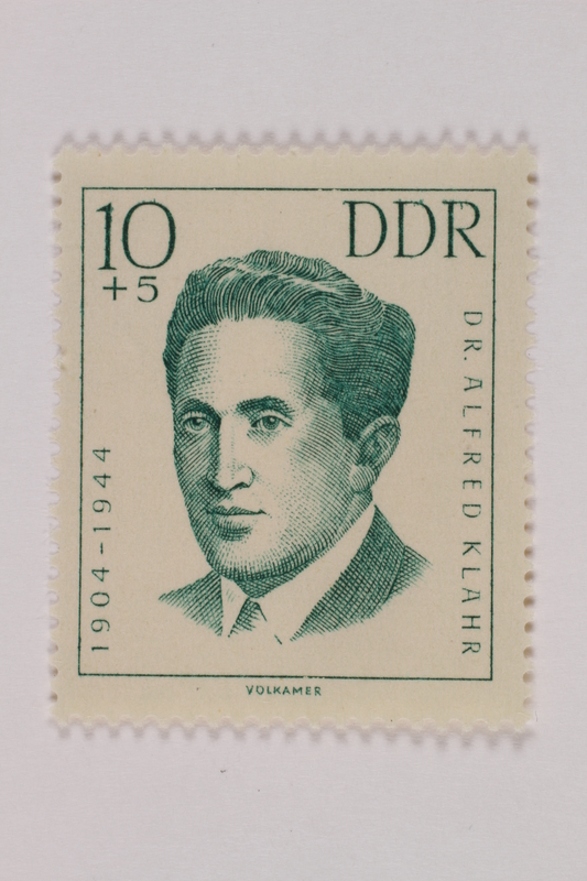 1993.21.1.125 front Postage stamp