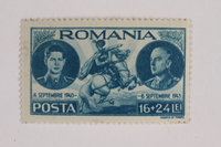 1993.21.1.13 front Postage stamp  Click to enlarge