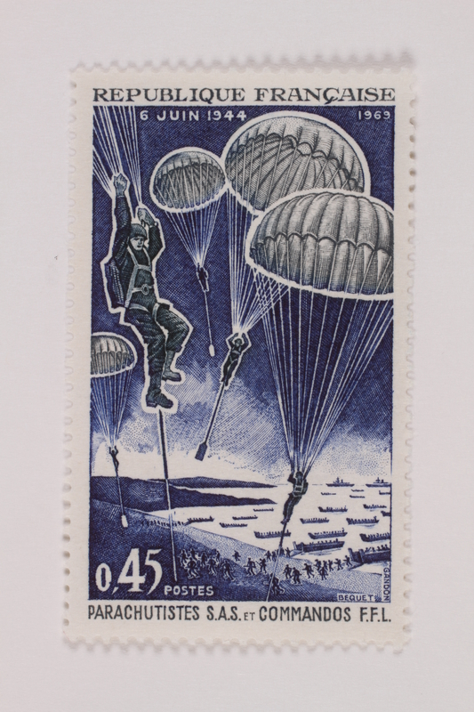 1993.21.1.131 front Postage stamp
