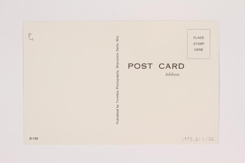 1993.21.1.132 back Photographic postcard