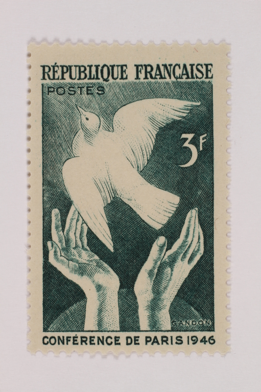 1993.21.1.135 front Postage stamp
