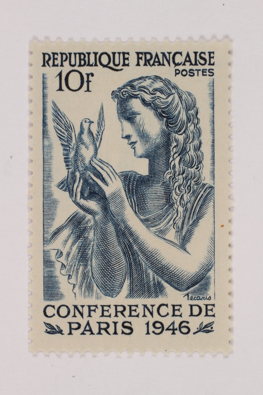 1993.21.1.136 front Postage stamp