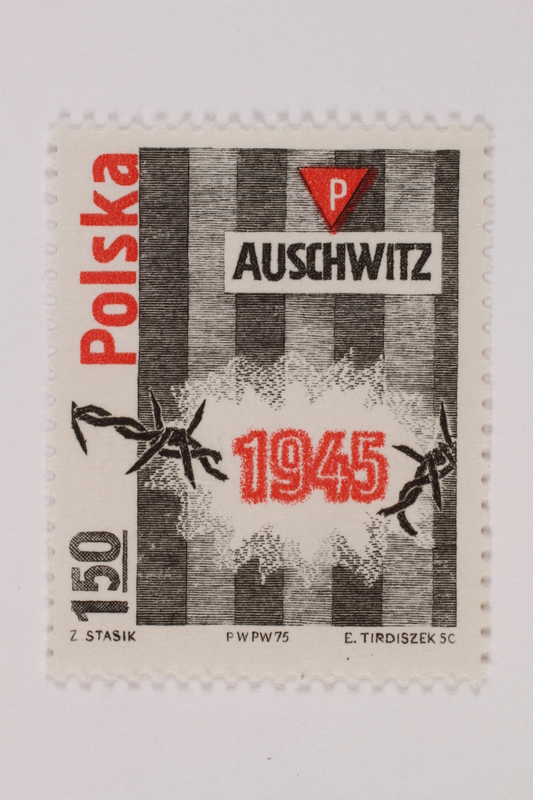 1993.21.1.137 front Postage stamp