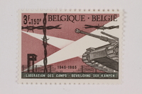 1993.21.1.139 front Postage stamp  Click to enlarge