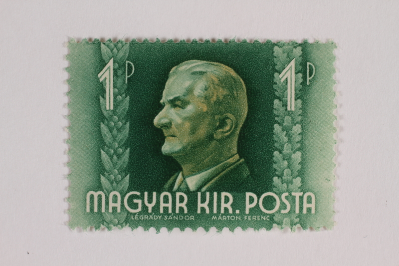 1993.21.1.14 front Postage stamp