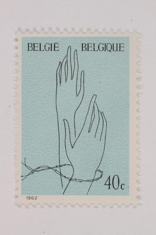 1993.21.1.142 front Postage stamp